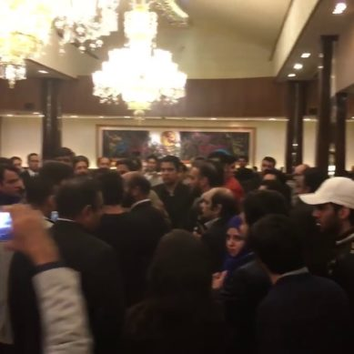 Leaked Video: Fight At Rahat Fateh Ali Khan's Hotel