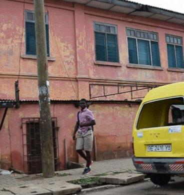 Fake U.S. Embassy Discovered in Ghana