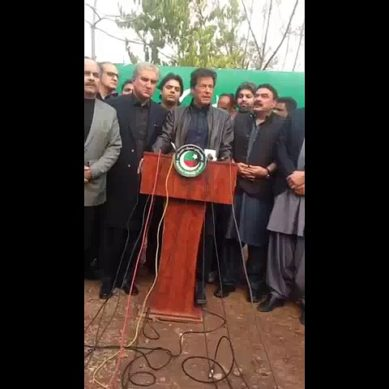 Imran Khan Sobs Tears Over Death Of Junaid Jamshed
