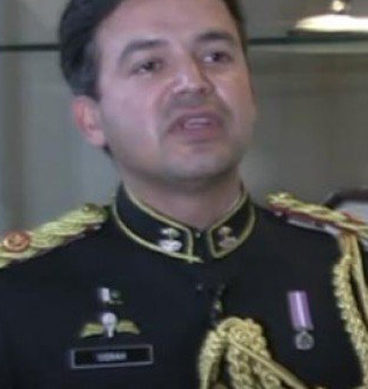 Pakistan Army Officer To Train Cadets Of Royal Military College