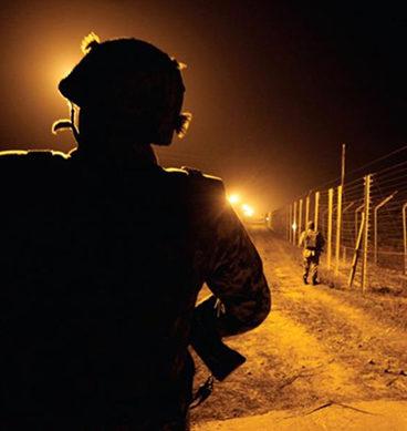 Pak-Indo Cross Border Firing At LoC