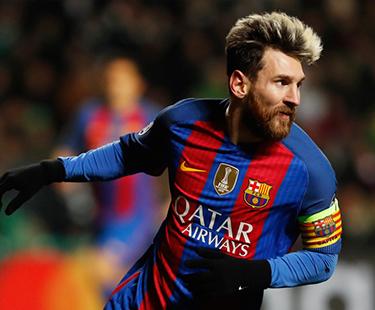 FIFA Bans Lionel Messi