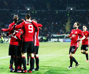 Highlights: Zorya Vs Man United