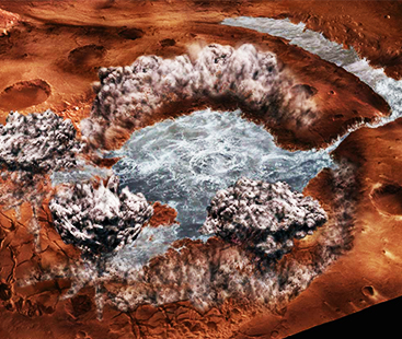 Colonizing Mars Could Spark Evolution