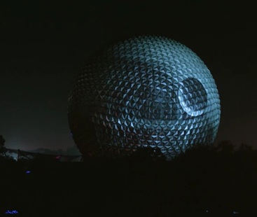 Disney Made A Real Death Star