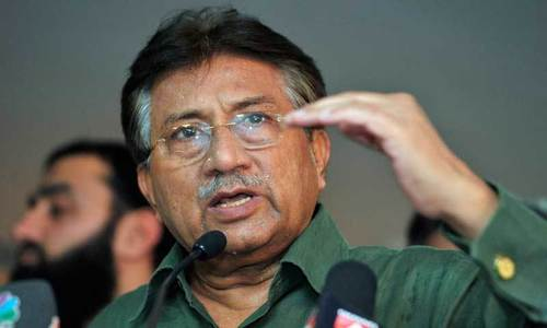 Musharraf