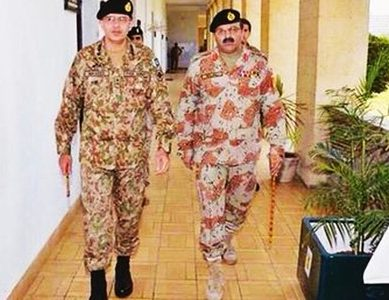 Army Makes Significant Postings; Lt Gen Mukhtar Appointed DG ISI