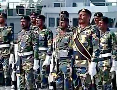 Pakistan Navy's Special  'Task Force – 88' To Guard Gwadar Port