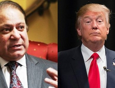 Nawaz Team To Go And Meet Trump Team
