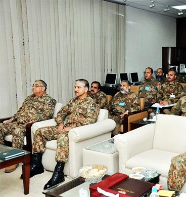 """Pakistan Army Starts Brutal Operation """"Radd ul Fasad"""" Against Terrorists"""
