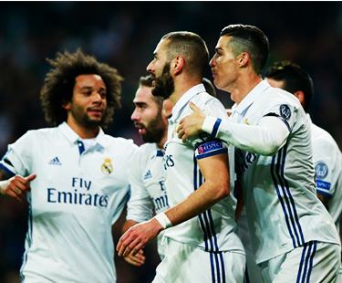 Highlights: Sevilla Vs Real Madrid