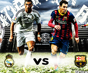 Highlights: Real Madrid Vs Barcelona