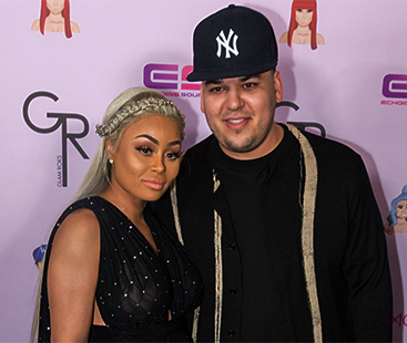 Blac Chyna Spotted With Mystery Man While Leaving The Restaurant
