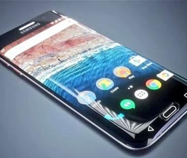 Samsung Galaxy S8 Edge Advance 3D Touch