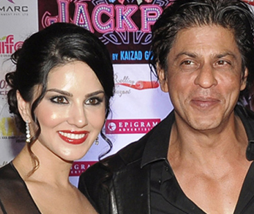 Shahrukh Khan Speaks On Working With Sunny Leone