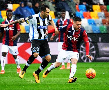 Highlights: Udinese Calcio Vs Bologna F.C