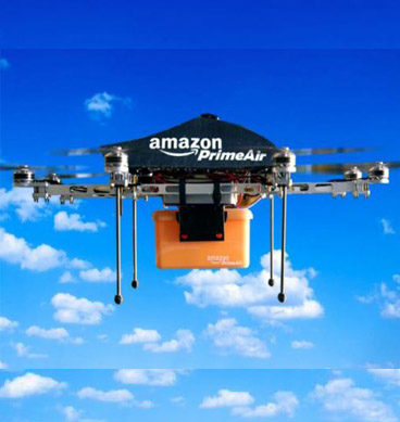 Amazon Made Its First Drone Delivery