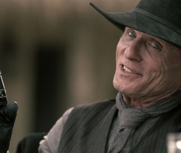 "The Man In Black In ""Westworld"""