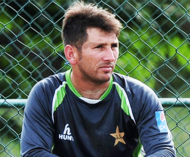 Yasir Shah Becomes Unfit, Out From Fitness Camp
