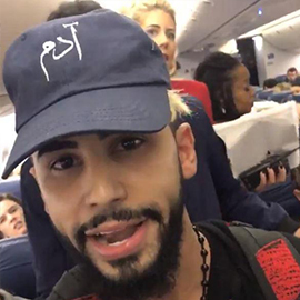 YouTube Star Kicked Off Delta Flight For 'Speaking Arabic'