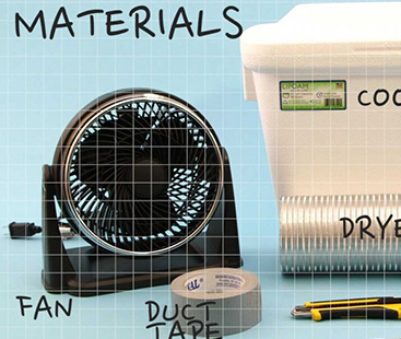 Build An Air Conditioner In Under 15 Minutes