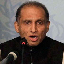 Realignments In Asia A Challenge For Pakistan, Says Aizaz