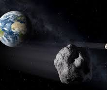 How Would NASA Handle An Asteroid