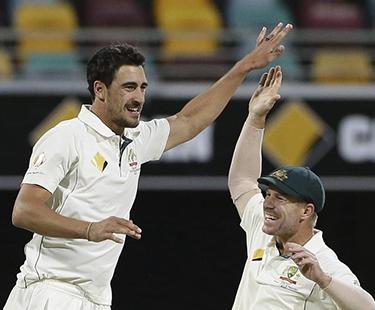 Highlights: Australia Vs Pakistan, 1st Test Day 4