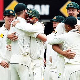 Australia  Beat Greens In Thrilling Match By 39 Runs