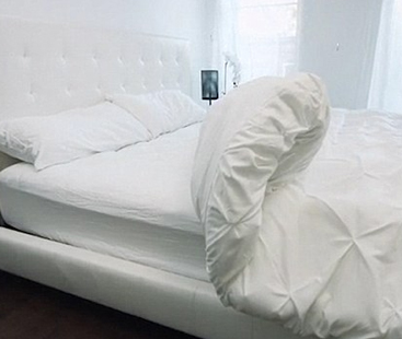 'Smartduvet' Makes Your Bed