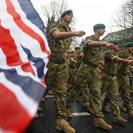 Britain 'Would Be Ready For War Against Russia In 2 Years'
