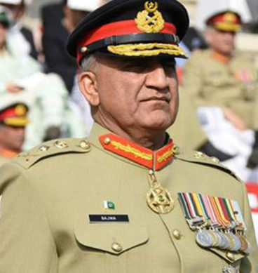 Army Chief Visits Corps, Rangers Headquarters: Karachi