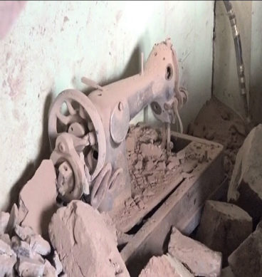 1 Killed, 6 Injured As Factory Machine's Wheel Falls On House: Lahore