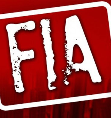 FIA Blocks NIC Of Ex-Chairman