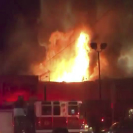 Oakland Warehouse Fire Kills 9, Dozens Missing