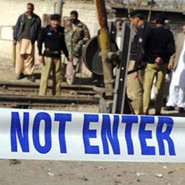 Blast Targets DSP Vehicle In Peshawar; DSP Remains Safe