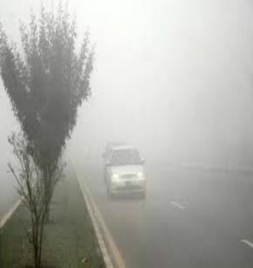 Fog Engulfs Lahore; Disrupts Air, Road Traffic