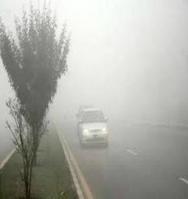 Fog Engulfs Lahore; Disrupts Air, Road Traffic