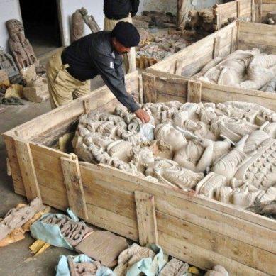 The Buddhist Heritage of Pakistan: Art of Gandhara