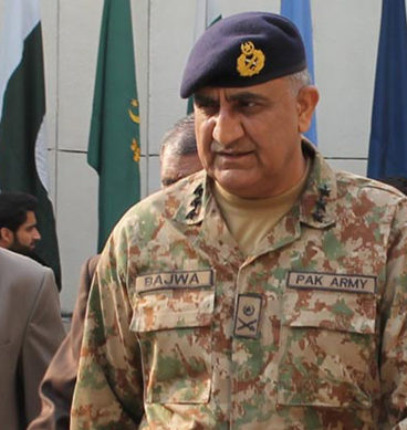 Chief Of Army Staff Visits South Waziristan