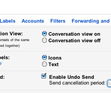 How To Undo Sent Emails In Gmail