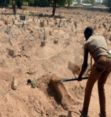 Police Launch Probe Against Gang Reselling Graves: Karachi
