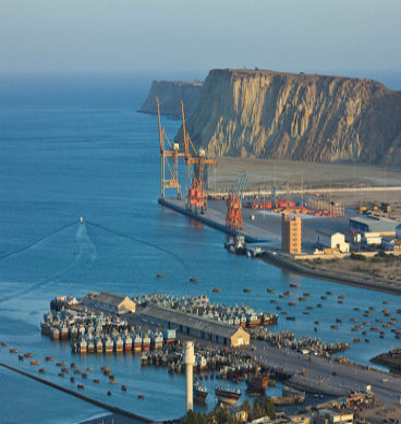 Special Force Set Up To Guard Gwadar Port's Sea Lanes