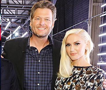 Blake Shelton Proposes Gwen Stefani