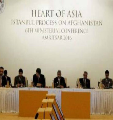 Heart Of Asia Conference On Afghanistan Begins: Amritsar