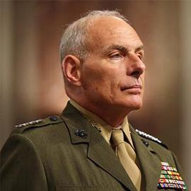 Trump Picks General John Kelly For Homeland Security
