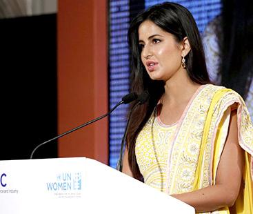 Women Should Speak Up About Marital Abuse: Katrina Kaif