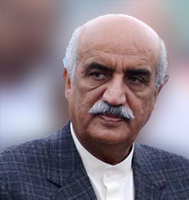 Opposition Leader Khursheed Shah Demands Governor Sindh's Resignation