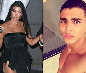 Kourtney & Younes Bendjima Reportedly Dating
