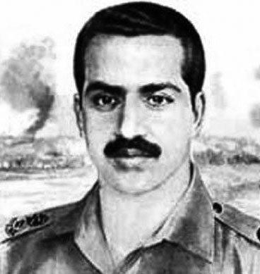 Nishan-E-Haider Major Shabbir Sharif's 45th Martyrdom Anniversary